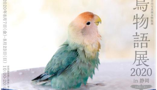 鳥物語トリスートリー展 2020 in 静岡